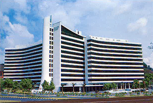Marco Polo Hotel Extension And Renovation Cmp